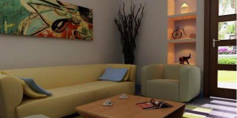Desain Interior Ruang Tamu Rumah Minimalis Type 36 Yenisofa Com